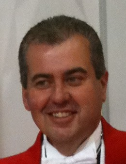 Essex Wedding Toastmaster Colin Whitehead